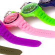 Colorful watches — Stock Photo #13371311