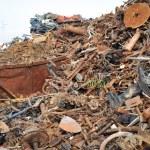 Car scrap — Stock Photo #17403021