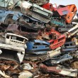 Car scrap — Stock Photo #17403029