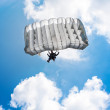 Parachutist — Stock Photo #19800835