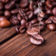 Coffe beans - Stock Photo