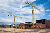 Shipyard — Stock fotografie
