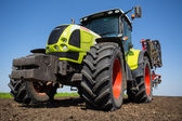TRACTOR CLASS ARION 600 — Stock Photo