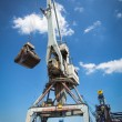 Port crane — Stock Photo #26605449
