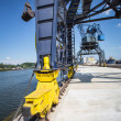 Port crane — Stock Photo #26608319