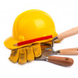 Safety equipment — Stock Photo
