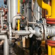 Gas storage and pipeline — Stock Photo #31492313