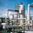 Gas storage and pipeline — Stock Photo #31492337