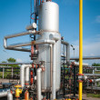 Gas storage and pipeline — Stock Photo #31492565
