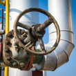 Oil valve — Stock Photo