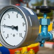 Manometer pressure — Stockfoto