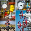 Stockfoto: Manometer pressure