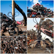 Scrap metals — Stock Photo #38244875