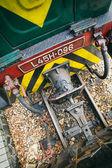 Train Vintage — Stock Photo