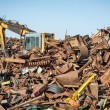 Stock Photo: Scrap metals