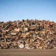 Scrap metals — Stock Photo #38967051