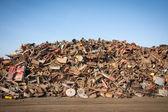 Scrap metals — Stock Photo