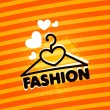 Royalty-Free Stock Vector Image: Fashion design