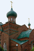 Old Believers' Church of Our Lady of Kazan. Kazan — Stock Photo