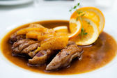 Duck fillet — Stock Photo