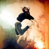 Brakedancer — Foto de Stock
