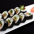 Eel rolls — Stock Photo #32113333