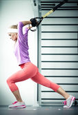 Functional training — Stock Photo