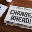 Stock Photo: Changes ahead