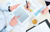 Business Analytics — Stockfoto