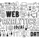 Web analytics doodle elements — Stock Vector #33193263