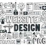 Website design doodle elements — Stock Vector #33193293
