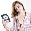 Begging for a minute — Stock Photo