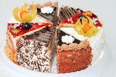 Delicious cake — Stock Photo
