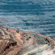 Opencast mine - Stock Photo