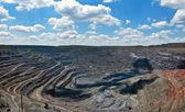 Opencast mine — Stock Photo