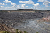 Opencast mine — Stock Photo