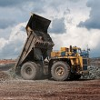 Opencast mine — Stock Photo #25924935