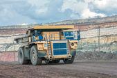 Open-gegoten mijnen — Stockfoto