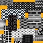 Abstract geometric decorative background — Stock Photo #40907243