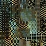 Abstract geometric decorative background — Stock Photo #40907247