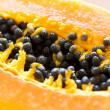Stock Photo: Papaya