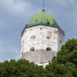 Tower of the medieval castle — Stock Photo #13407562