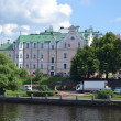 View of Vyborg — Stock Photo