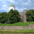 Stock Photo: Vyborg Castle