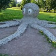 Octopus statue — Stock Photo