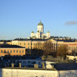 Royalty-Free Stock Photo: View of Helsinki
