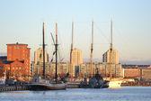 Statków żeglugi — Zdjęcie stockowe