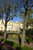 Private imperial garden — Stock Photo