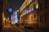 Street in Riga — Stock Photo