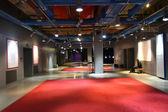 Interior Centre Pompidou in Paris — Stock Photo